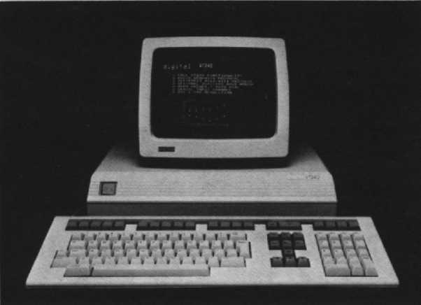 VT100 net: Terminals & Printers Handbook Chapter 3